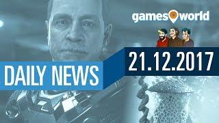 Squadron 42, Monster Hunter World und Obsidian | Gamesworld Daily News - 21.12.2017