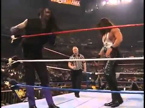 WWE The Undertaker Vs. Diesel Wrestlemania XII