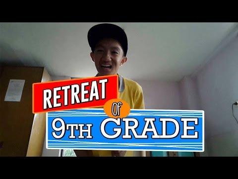 9th Grade: Retreat of 9th Grade