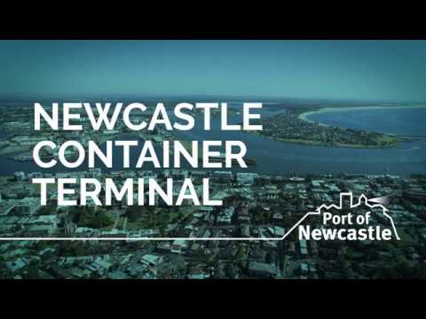 New Container Terminal Planned for Newcastle, Australia