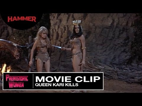 Prehistoric Women / Queen Kari Kills (Official Clip)