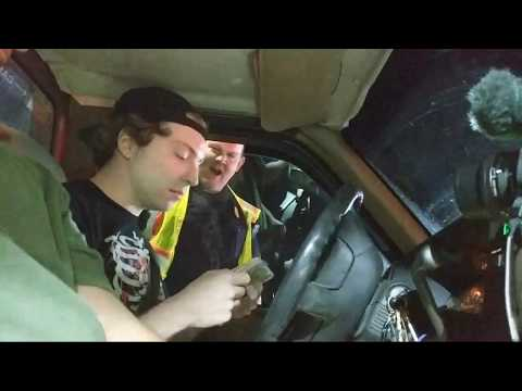 (Streamed Live) Going Through A Checkpoint Bethlehem PA | OAP