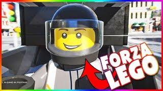 DLC LEGO FORZA HORIZON 4 - Analiza zwiastuna!
