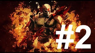 #2 God of War III Remastered PS4 Live