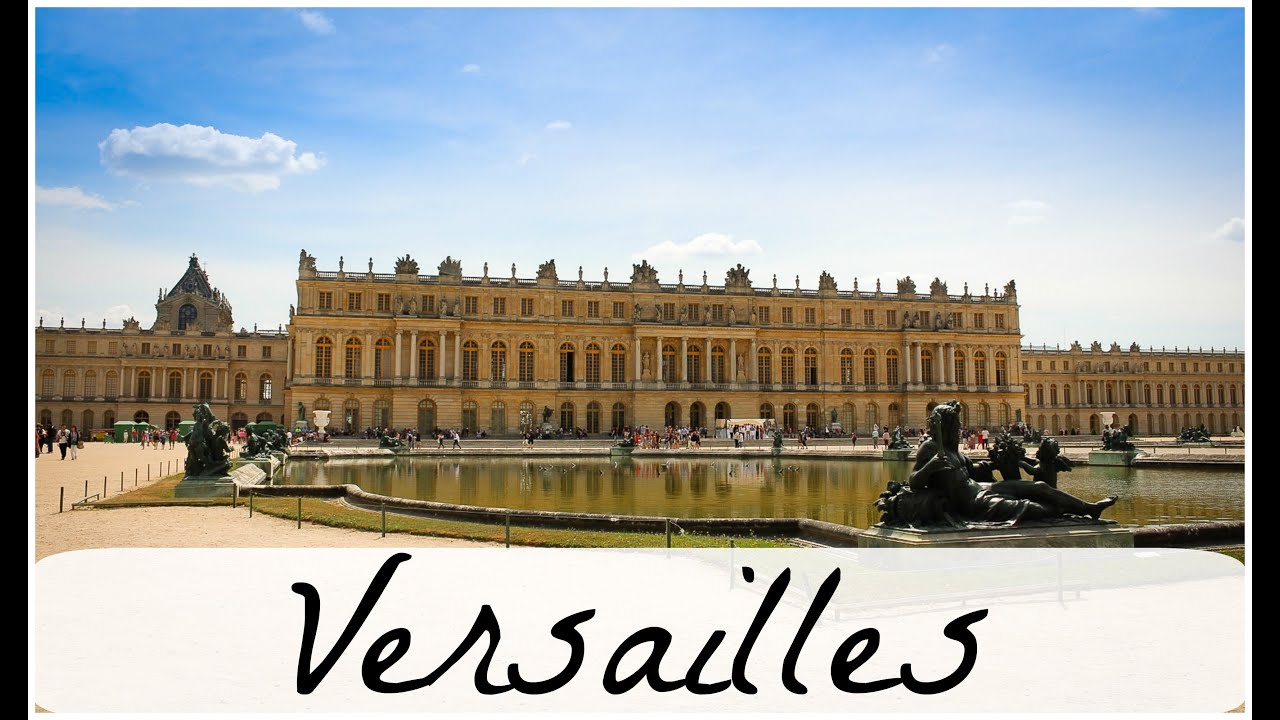 Paris four minute tour of versailles history intrigue for Garage versailles 44