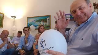 Gerry Scotti, ambasciatore della ricerca di Regione Lombardia - Giornata della Ricerca 2019