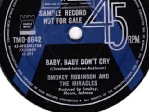 Smokey Robinson & The Miracles Baby Baby Don't Cry My Extended Version!