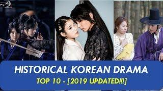 Korean Historical Drama List - Top 10 [2019 Updated!!!]