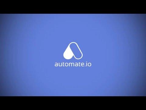 Automate.io Intro