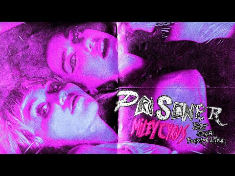 "Miley Cyrus ft. Dua Lipa - Prisoner (12"" Extended Mix)"