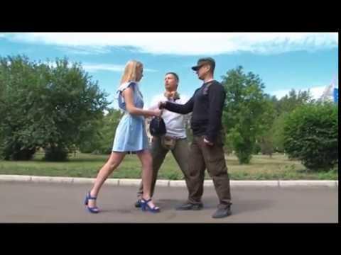 Женская самооборона: в платье и на каблуках