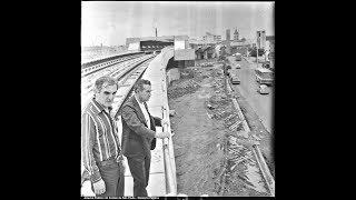 Imagens históricas do metrô de SP parte 03