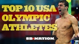 London Olympics 2012: Top Ten US Athletes
