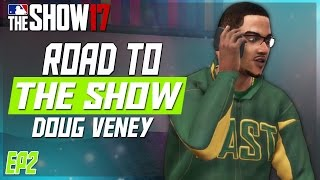 MLB THE SHOW 17 RTTS | TIME FOR THE SHOWCASE! | EP 2
