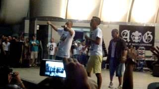 b-boy park2012 live 平成維新.