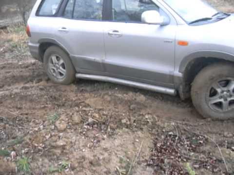 Hyundai Santa Fe 4wd Off Road Mario