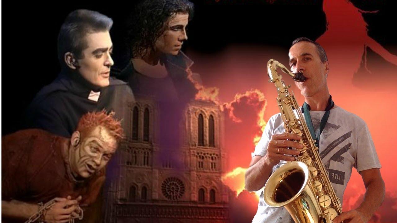 youtube notre dame de paris musical