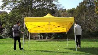 Pop Up Gazebo Instructions