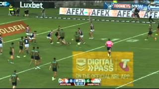 NRL 2014 Round 1 Highlights Rabbitohs Vs Roosters