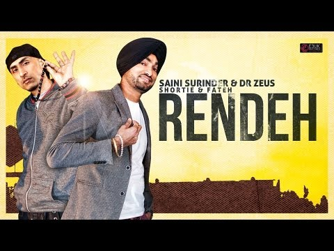 [E3UK Records] RENDEH (Conscience Mix) Dr Zeus & Saini Surinder -
