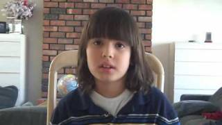 A 10 year old with Aspergers