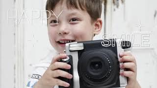 Fujifilm Instax Wide 300 Bianco - Istantanea Fuji Instax Video