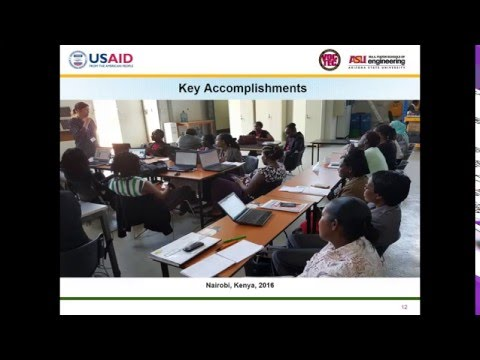 Vocational Training for Energy Access: Impacts and Lessons L