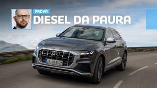 "Audi SQ8 TDI, 435 CV ""integrali"" per il diesel PIÙ POTENTE d'Europa"