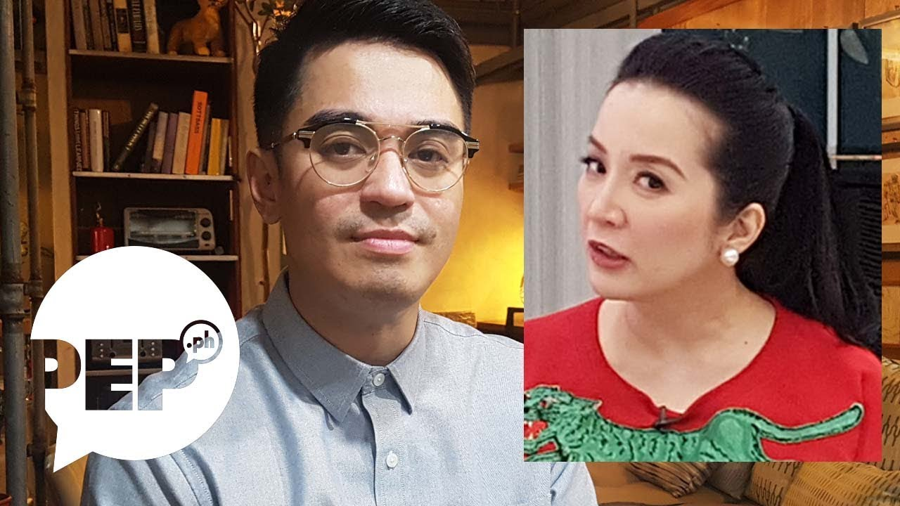 "Nicko Falcis on Kris Aquino: ""I saw my own funeral. She killed me."""