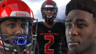 NEW NCAA COLLEGE FOOTBALL GAME CONCEPT ART & UPDATED INFO!