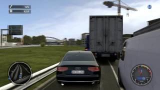 Cobra 11 - Crash Time 4 Das Syndikat Audi A8 W12 Mod.