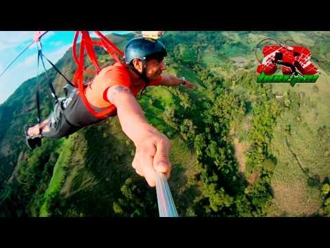 Canopy mas largo de Latinoamerica 1.150 mts