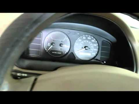 How to Replace Instrument Cluster LightsBulbs : 2001