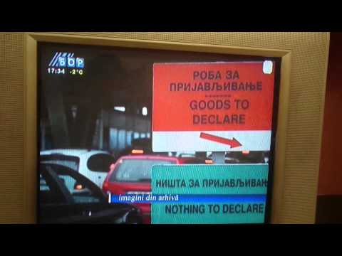 Serbian TV Bor in romanian and TV Best (with the best audio :-) ) on 31 channel DVB-T2 from Serbia