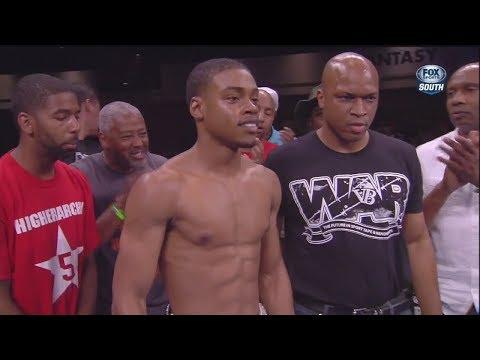 Errol Spence Jr. vs Eddie Cordova - Full Fight