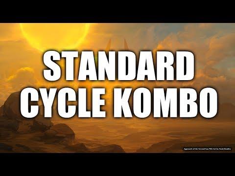 Magic the Gathering - Cycle Kombo (Standard Deckcheck) [Deutsch]