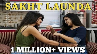 When sakht launda shares a flat with a hot girl Part 3 | Idiotic Launda Ft Rahul Sehrawat