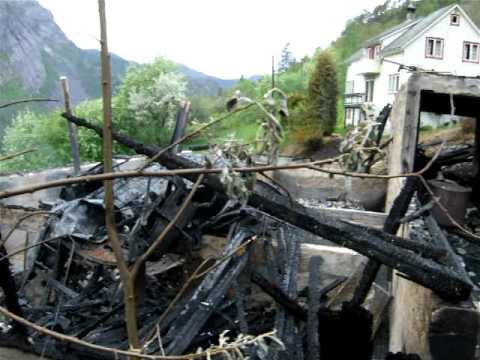 Brann styve gård
