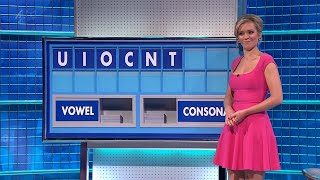 Funny 8 out of 10 cats does countdown compilation with Rachel Riley