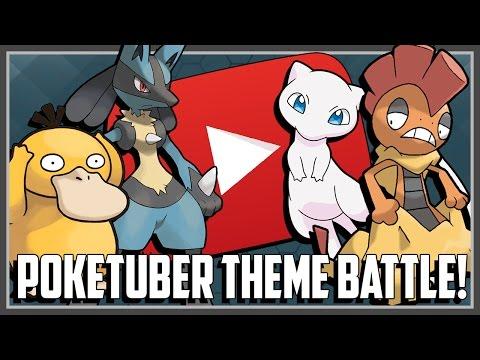 Pokemon Theme Battle - Pokemon YouTubers! Ft. Original151