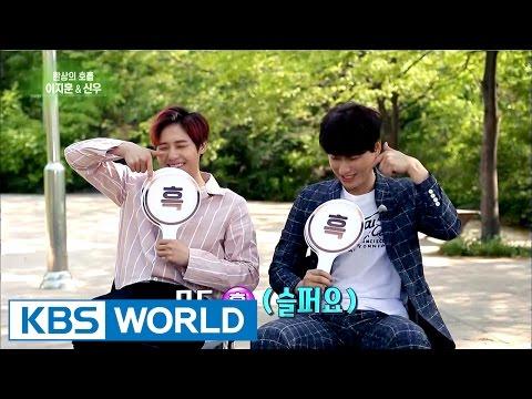 "Interview for musical ""Hamlet"" : Lee Jeehoon & CNU(B1A4) [Entertainment Weekly / 2017.05.08]"