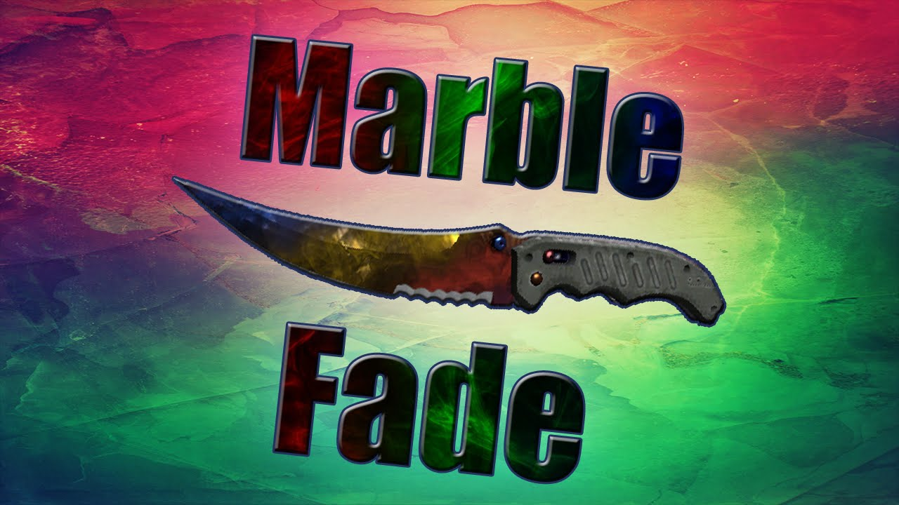 CS:GO - Trading For A Flip Knife   Marble Fade #19