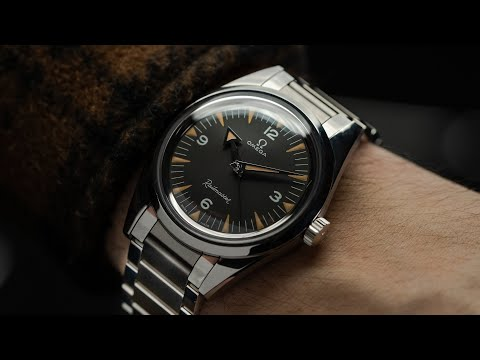 OMEGA's Most OVERLOOKED Sports Watch - OMEGA Railmaster Trilogy 1957 Review