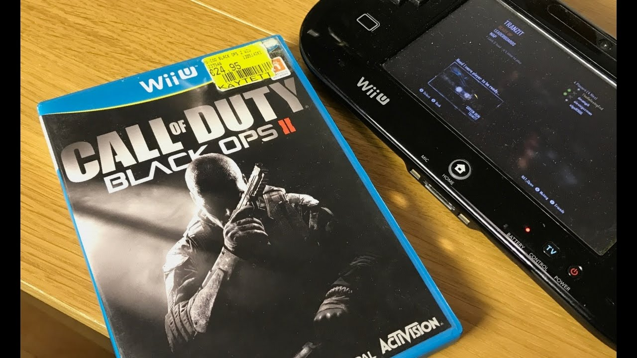 Wii U Black Ops 2 Zombies : Tranzit on wii u call of duty black ops zombies