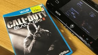TRANZIT ON WII U - Call of Duty Black Ops 2 Zombies Gameplay