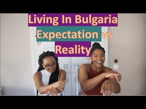 Black Girls Living In Bulgaria- Eastern Europe: Expectation VS Reality Ft @Danie Nanu