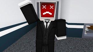 COMPUTER COMES TO LIFE! (Roblox Flee The Facilty)