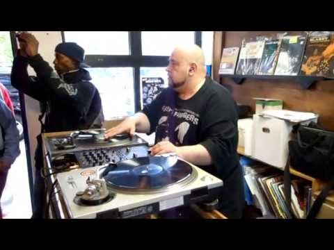U.S. Breaks x Danny Dan x Rockin Rob @ Academy Records NYC