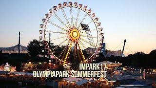 Olympiapark Sommerfest 2017 - impark 17 bis 27.08.2017