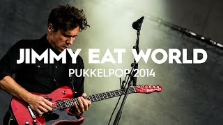 Jimmy eat world - The middle (live at Pukkelpop 2014)
